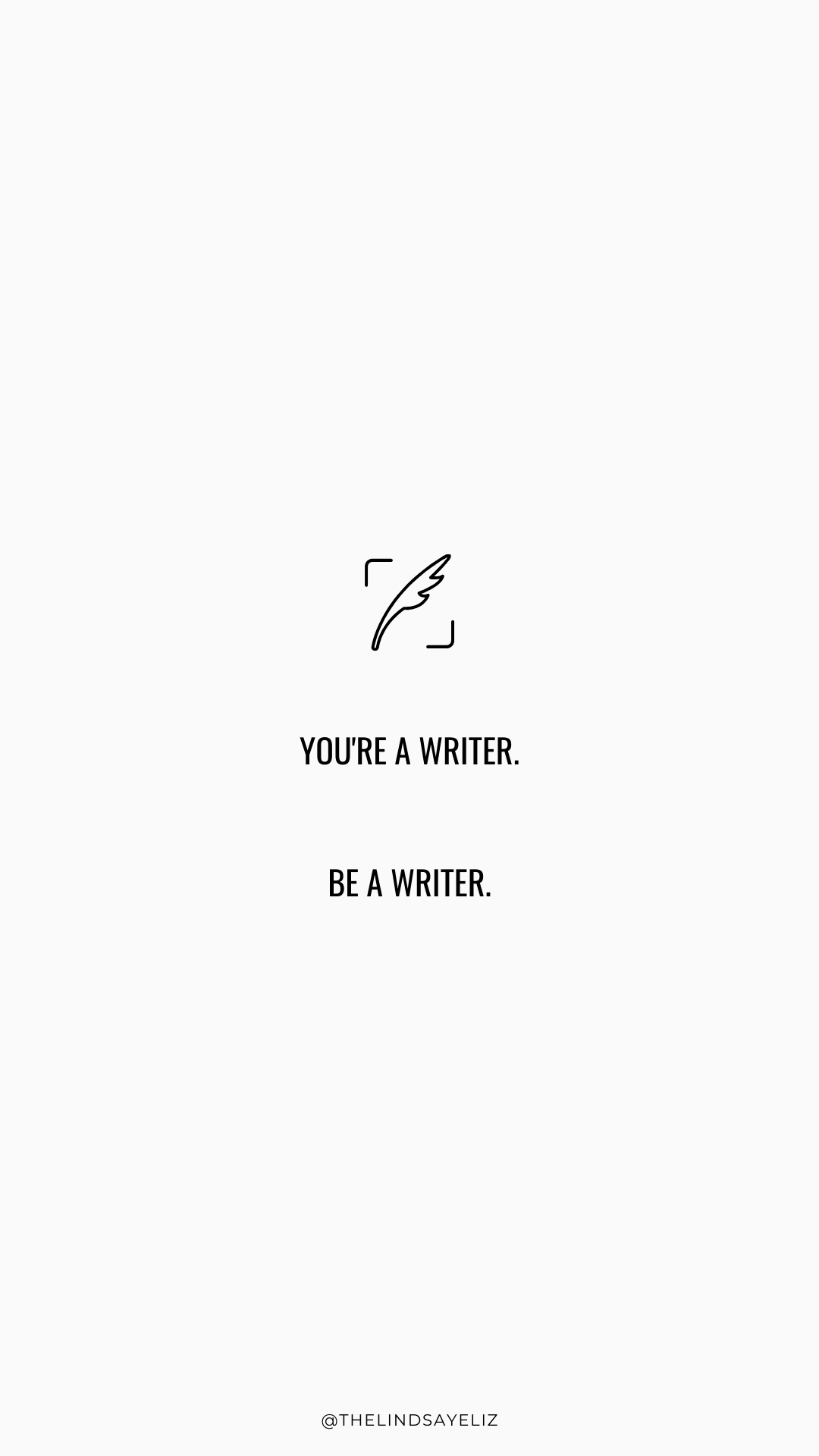 Free phone wallpapers for writers to keep you inspired and motivated to work on your WIP.