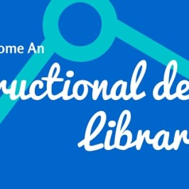 become an instructional design librarian title