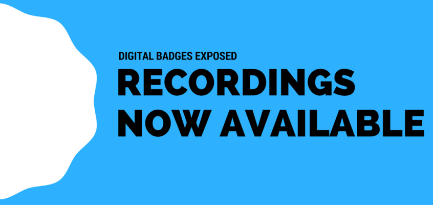 Digital Badges Exposed
