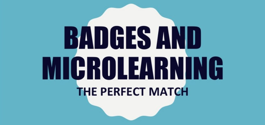 Badges and Microlearning: The Perfect Match
