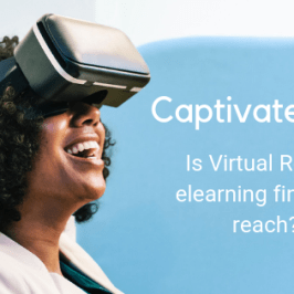 Captivate 2019 and Virtual Reality