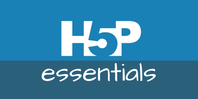 H5P Essentials