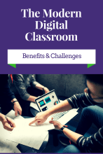 Pros and Cons of Digital Classrooms