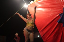The local circus.