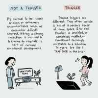 "Triggers vs ""Triggered"": Trauma Triggers and Modern Language Shifts"