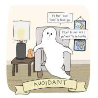 Ghost Attachment Styles