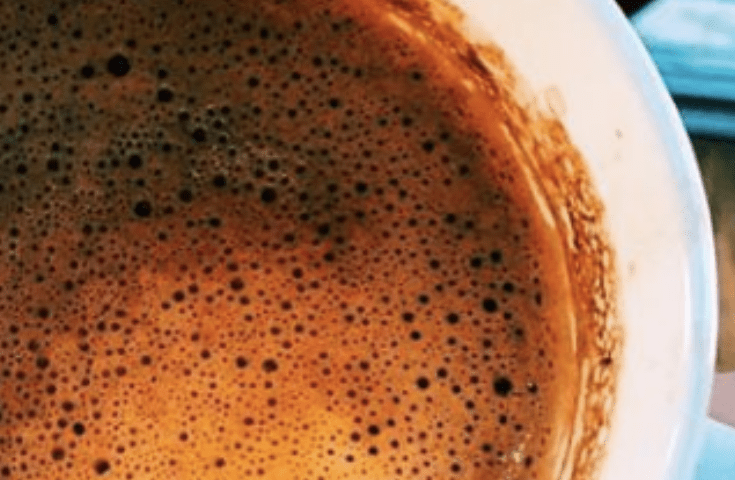 My go-to superfood latte