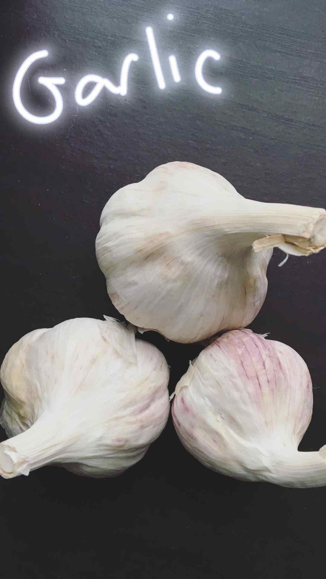 Garlic Honey