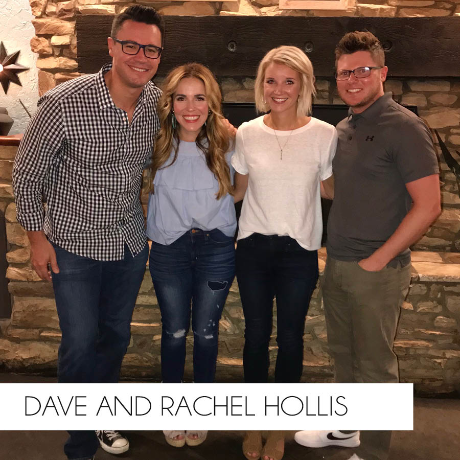 Dave and Rachel Hollis  Lindsay Kooser