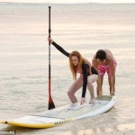 Lindsay Lohan On the beach in Mauritius-www-lindsaylohan-us (3)