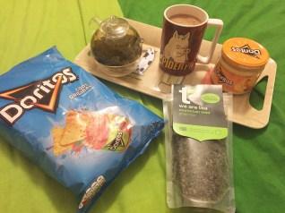 13 - Moraccan Mint Green Tea