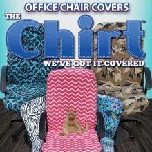 office chair cover design