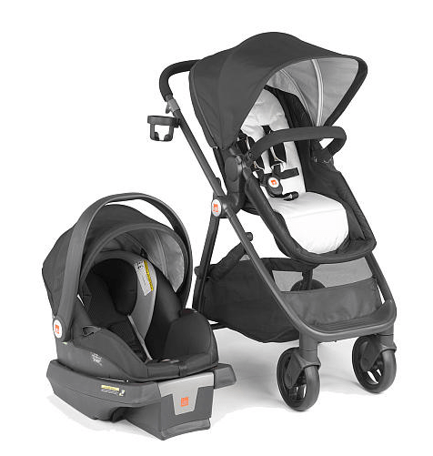 GB Lyfe Pram Travel System