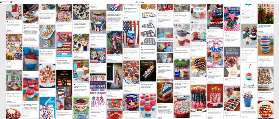 Lindsay Satmary 4th of July Pinterest
