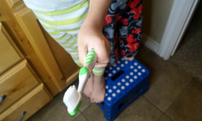 Toddler Teeth Brushing Tips