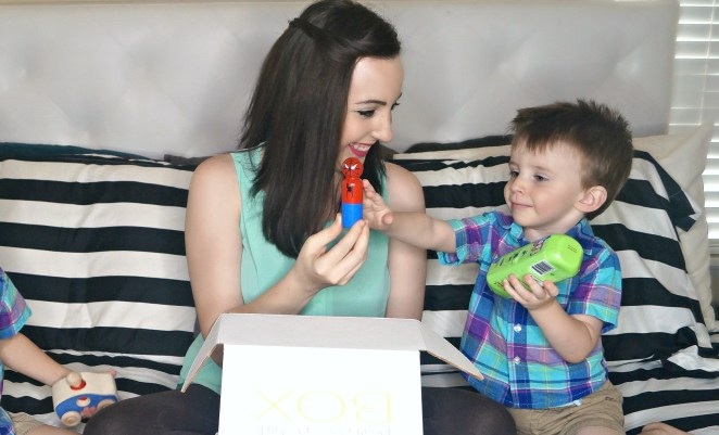What's inside my JUNE Mom 'N Tot Box?