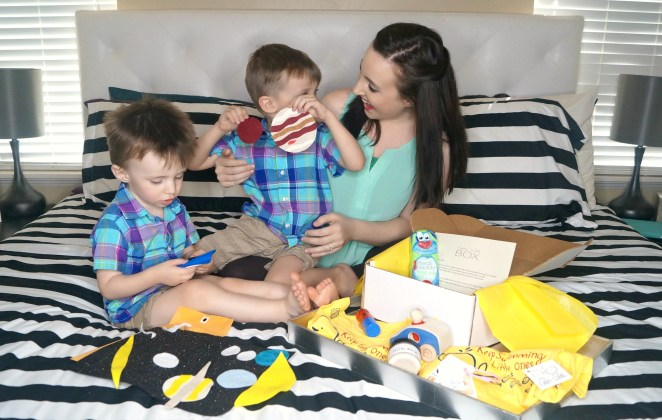 What was inside our JUNE Mom 'N Tot Box?