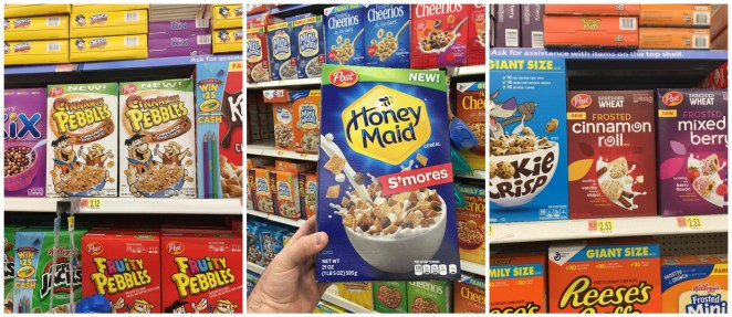 Back to School Recipes with Post Cereal – Lindsay Satmary