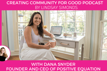Dana Snyder - founder and CEO of Positive Equation