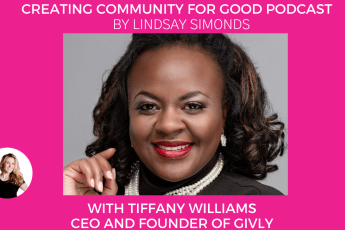 Tiffany Williams | Behind the Scenes of a Fundraising Consultant