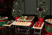 Hotel Del Coronado Christmas Tea