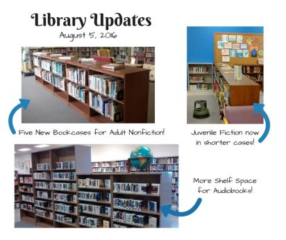 8.5.16 Library Updates