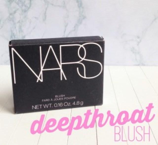 NARS Deep Throat