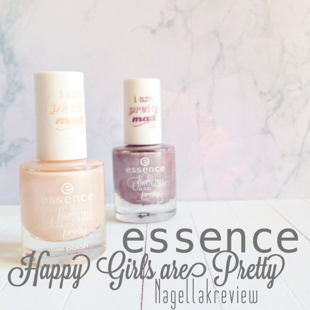 Essence Happy Girls Are Pretty Nagellak