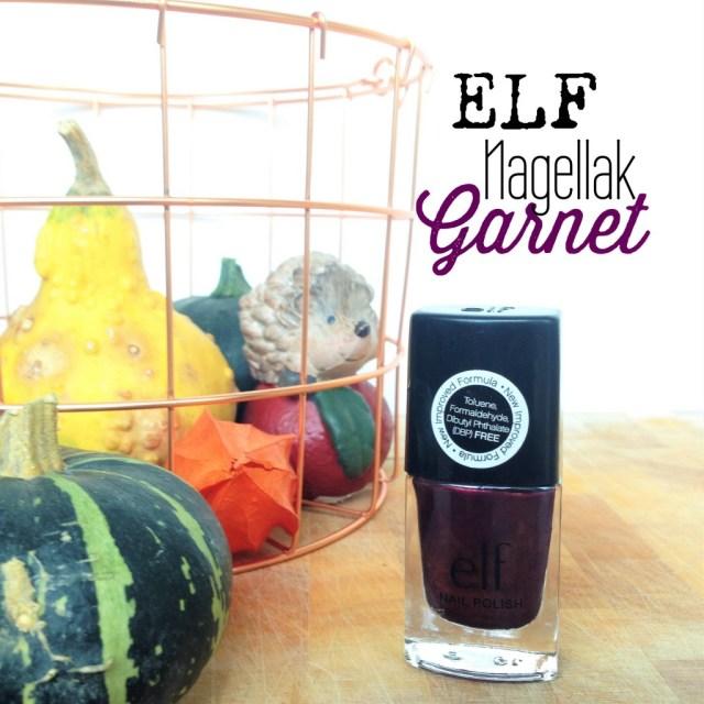 ELF Nagellak Garnet