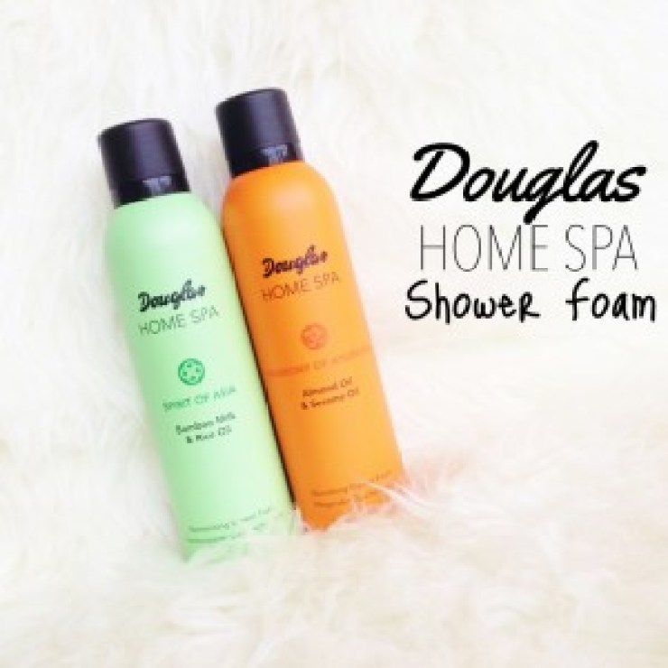 Douglas Home Spa Shower Foam