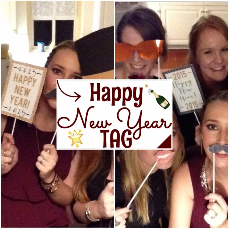 Happy New Year TAG