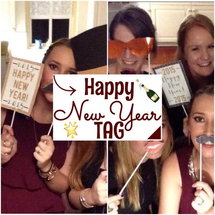 Happy New Year TAG