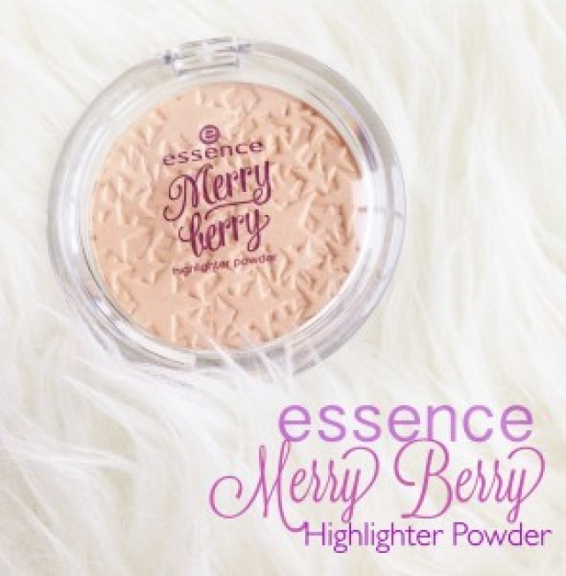 Essence Merry Berry Highlighter Powder