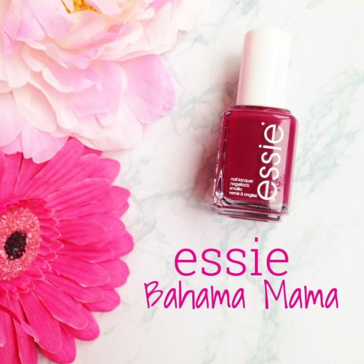Essie Bahama Mama