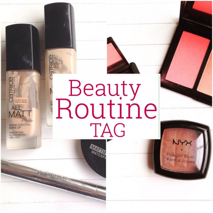 Beauty Routine TAG