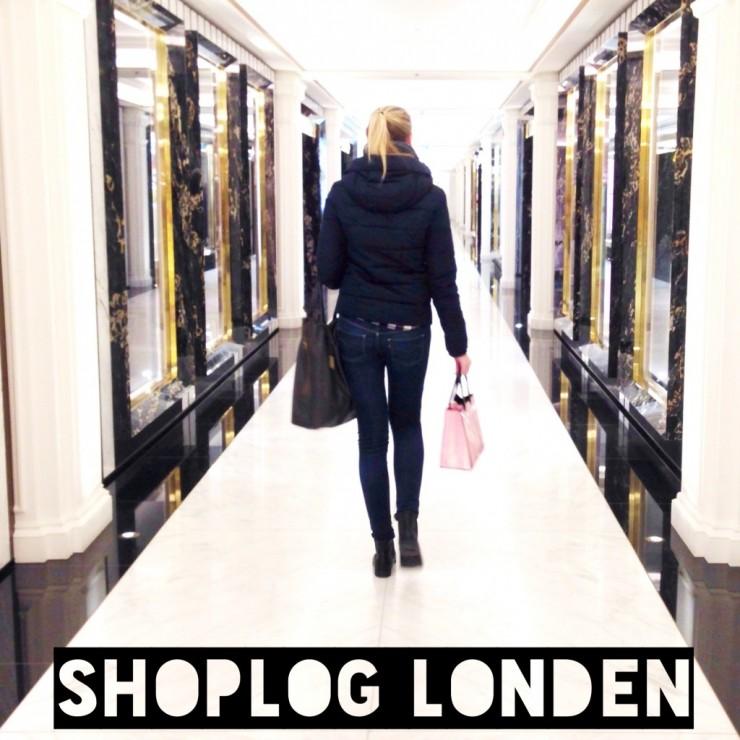 Shoplog Londen