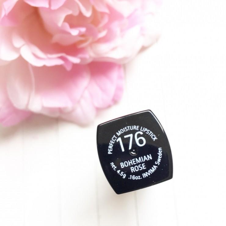 IsaDora Perfect Moisture Lipstick Bohemian Rose