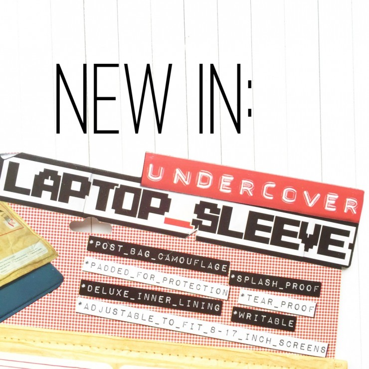 Luckies Undercover Laptoptas