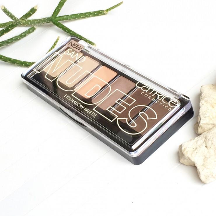 Catrice Sand Nudes Eyeshadow Palette