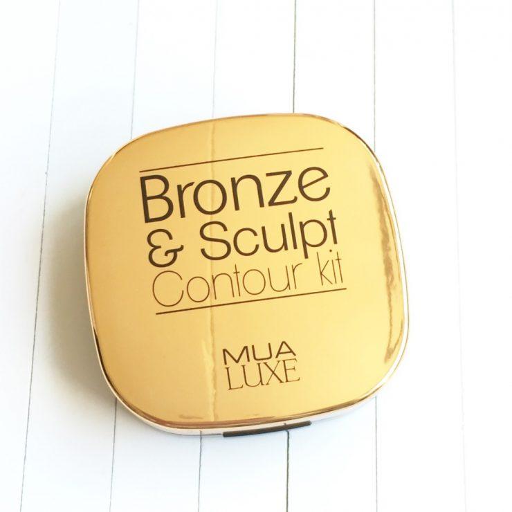 MUA Bronze & Sculpt Contour Kit