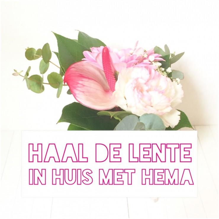 Haal de lente in huis met HEMA