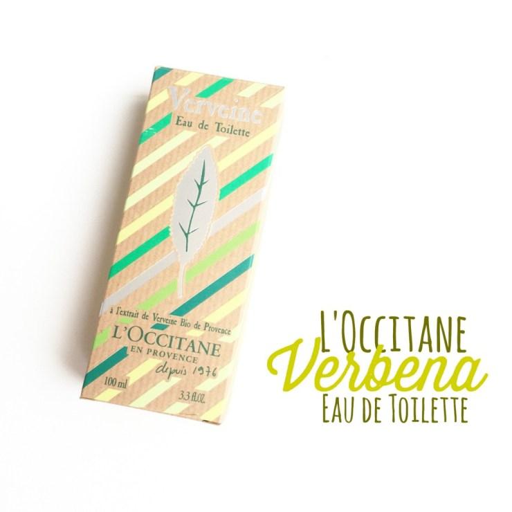 L'Occitane Verbena Eau de Toilette