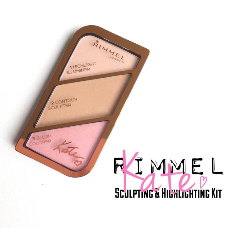 Rimmel Kate Sculpting & Highlighting Kit