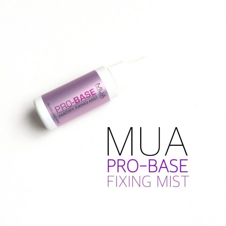 MUA Pro-Base Fixing Mist