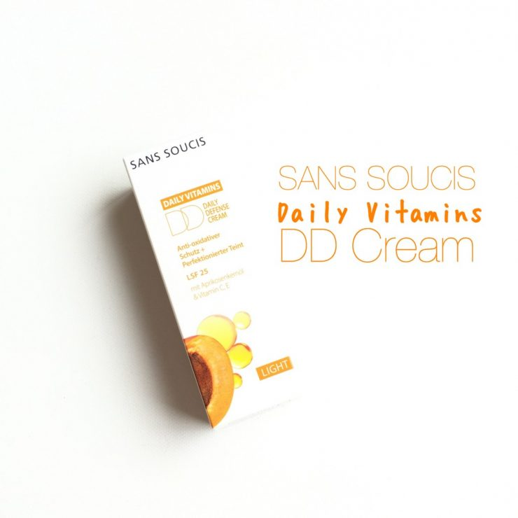 Sans Soucis Daily Vitamins DD Cream