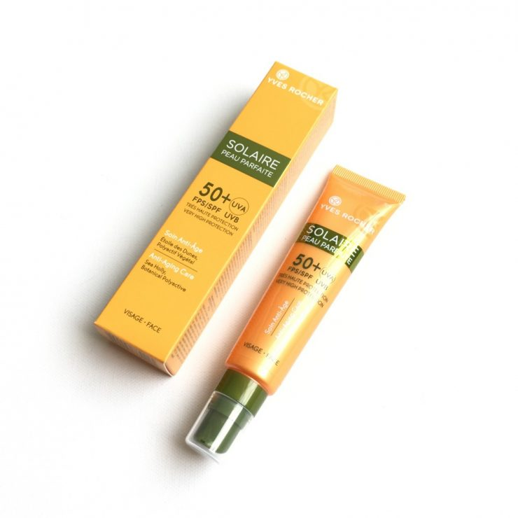 Yves Rocher Solaire Producten