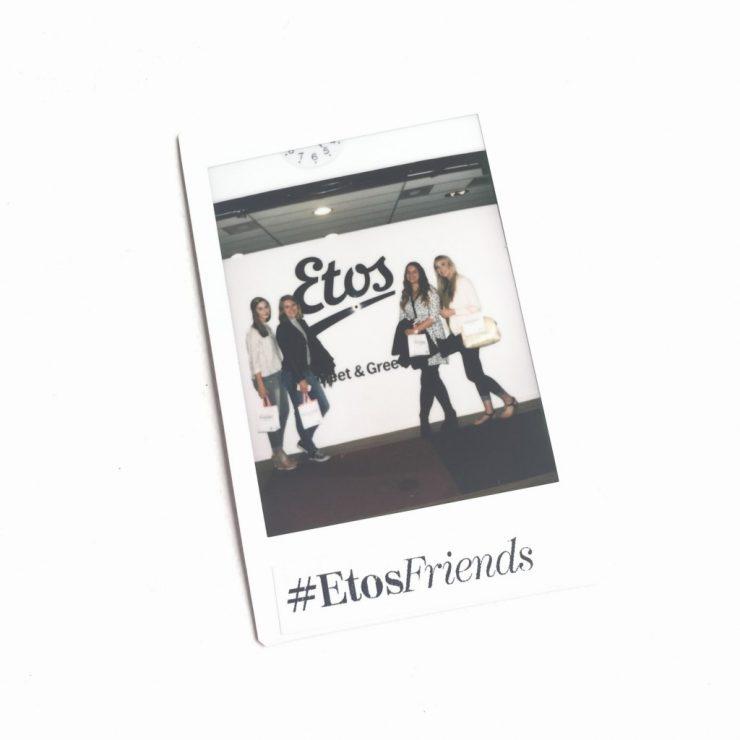 Etos Friends Kick Off Meeting