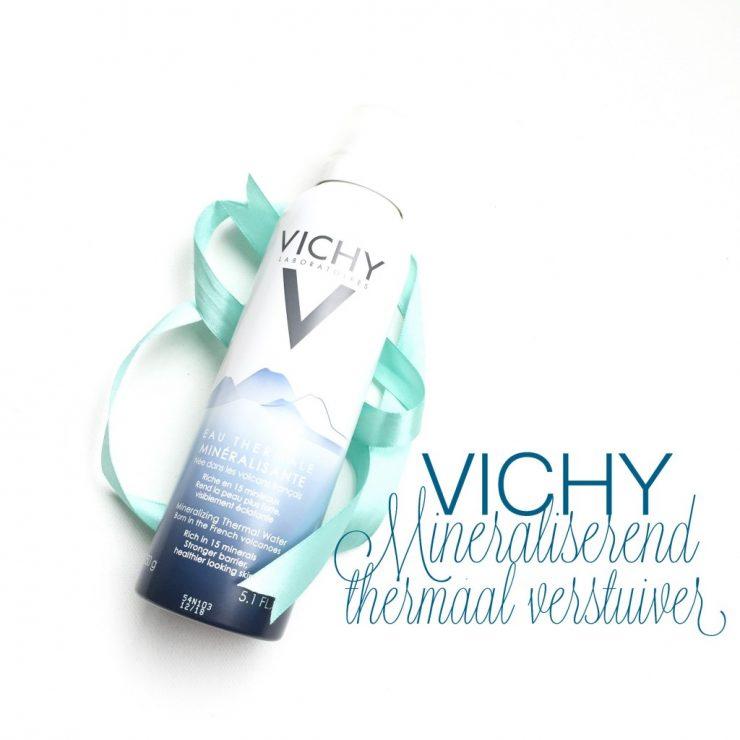 Vichy Mineraliserend Thermaal Verstuiver