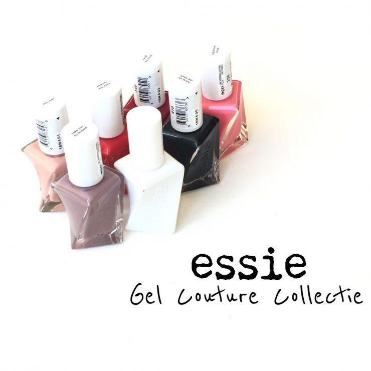 Essie Gel Couture Collectie