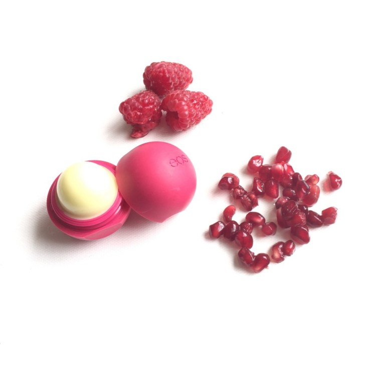 EOS Pomegranate Raspberry